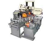 Fully Automatic BandSaw Machine